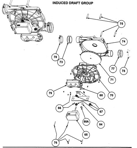 carrier furnace parts diagram 7 best images of carrier furnace parts diagram carrier
