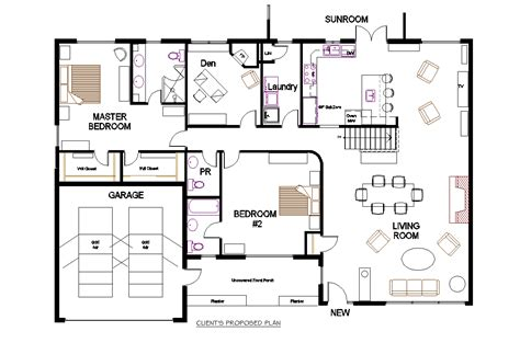 open floor plan layout creed new project a 70 s bungalow redesign