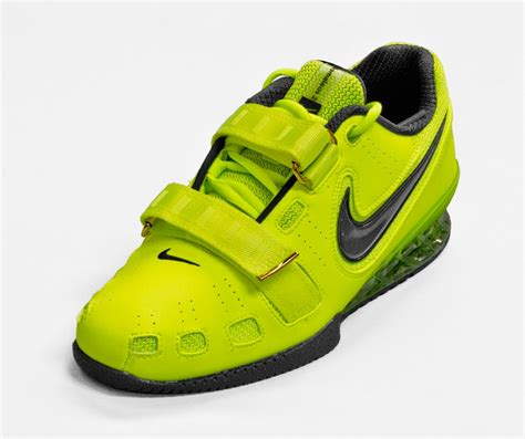 nike weightlifting shoes nike romaleos 2 weightlifting shoe volt weightlifting