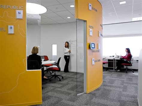 Accenture Chicago Office by Designing For Quot In The Office Quot V Quot Work Wherever Quot