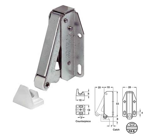 touch latches for doors catches auto touch latch door catch