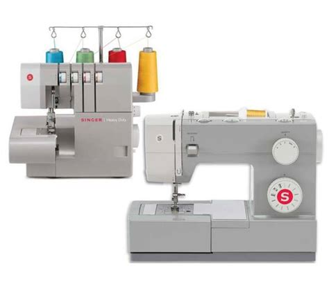 Mesin Jahit Singer Heavy Duty 4411 singer 4411 heavy duty sewing machine 14hd854 overlocker
