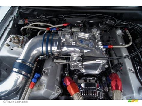 2001 mustang cobra engine 2001 ford mustang cobra convertible 4 6 liter procharger