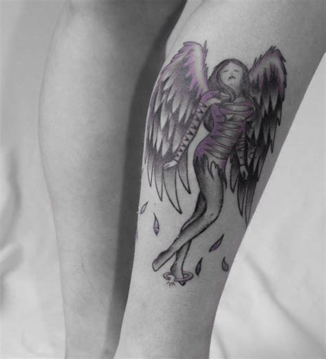 fallen angel tattoo design tattoos designs ideas and meaning tattoos for you
