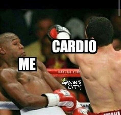 Cardio Meme - 17 best images about gym memes on pinterest crossfit