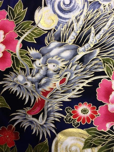 grey japanese wallpaper japanese style dragon in grey surrounded by pink and red