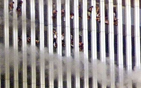 9/11: 'jumpers' from the world trade center still provoke