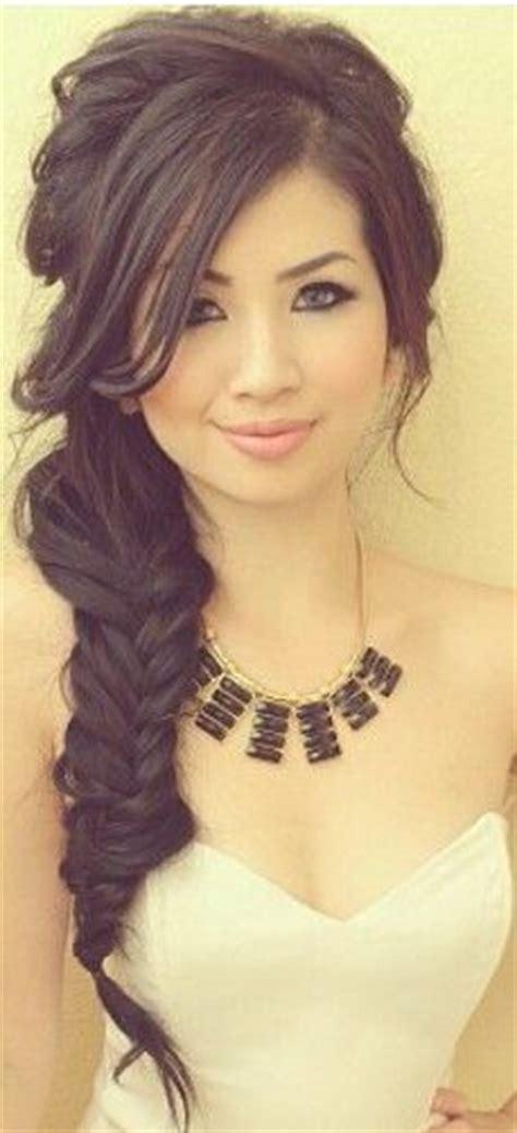 black woman side fishtail braid hairstyles 13 best images about fishtail braid hairstyle on pinterest