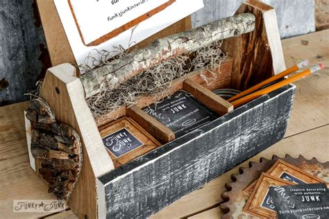 home decorating tools salvaged toolboxes and their creative ways to use them