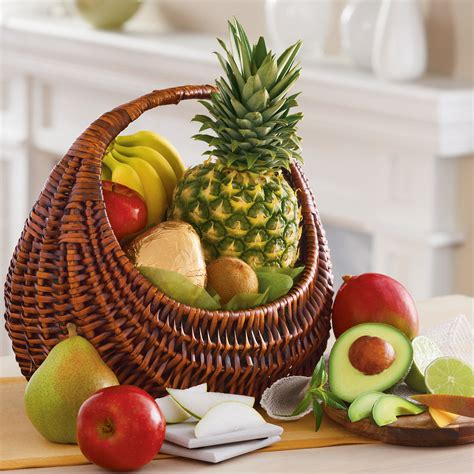 fruit gift baskets fresh fruit basket gourmet gift baskets harry david
