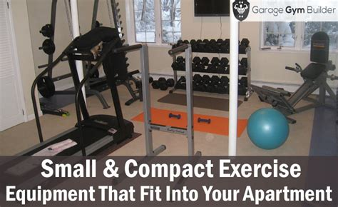 small and compact exercise equipments that fit in your