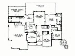ranch open concept floor plans open concept ranch house plans pinterest