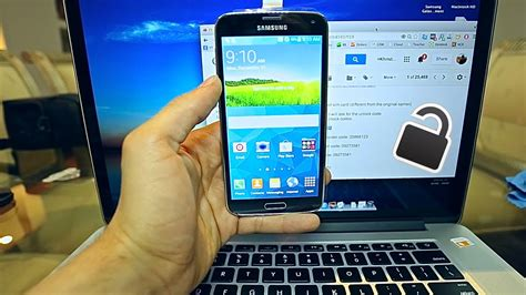 Simple Samsung Galaxy S5 how to unlock samsung galaxy s5 simple and easy