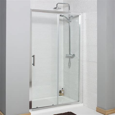 Sliding Shower Doors 1200mm Kartell Koncept 1200mm Sliding Shower Door