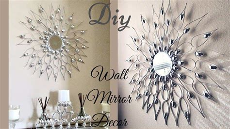 and easy glam wall mirror decor artsycraftsydad