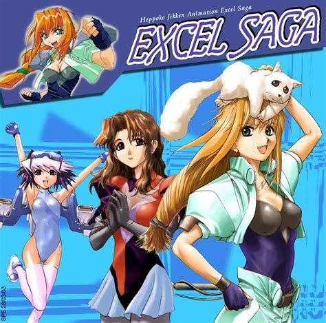 excel saga excel saga excel saga excel saga saga and