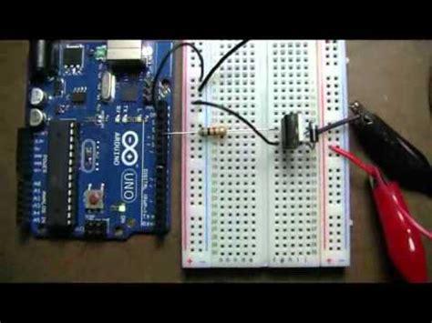 darlington transistor for motor arduino uno controls motor with tip120 darlington transistor 2015