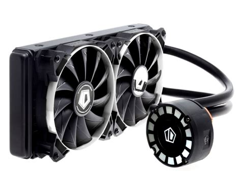 Id Cooling Frostflow 240l id cooling frostflow 240l liquid cooler review gamegrin