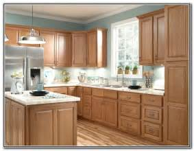 interior design kitchen oak cabinets top wall colors for