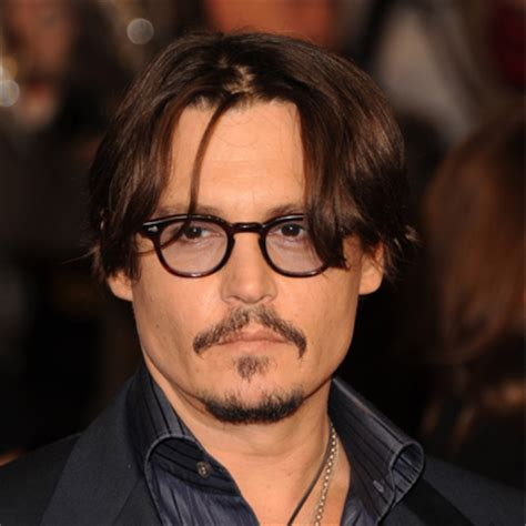 men who part their hair down the middle johnny depp is sick of actors fancying themselves as musicians