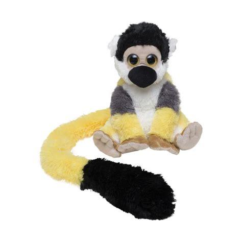 marmoset soft toy 20cm zsl shop