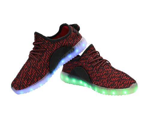 light up shoes app galaxy led shoes light up usb charging low top knit app