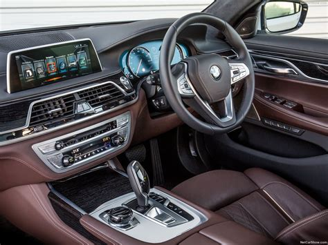 Car Interior Upholstery Bmw 7 Series Uk 2016 Picture 65 Of 128