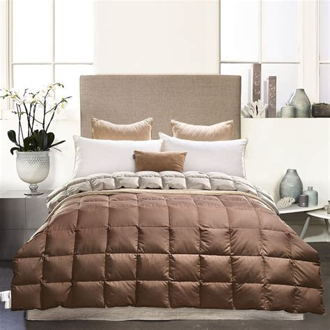 best rated down comforter 4 cheap brown down comforters best goose down comforter