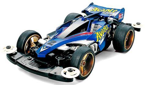 Tamiya 15354 Jr Mini 4wd Pro Racers Box avante mk ii