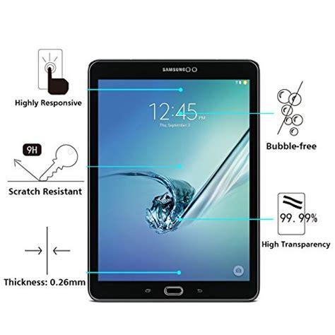 Samsung Tab S2 8 T710 Magic Glass Premium Tempered Glass samsung galaxy tab s2 8 0 glass screen protector omoton tempered glass protector with 9h
