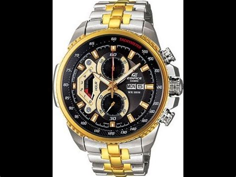 Casio Edifice 8051 Silver Box casio edifice analog