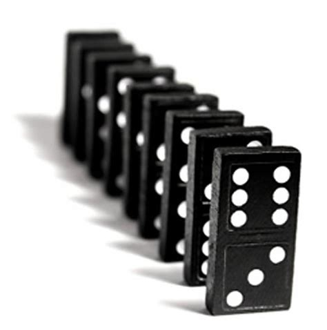 domino s stores enjoy domino effect as sales of old fashioned game