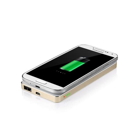 chargers for galaxy s4 qipack wireless charger samsung galaxy s4 gold