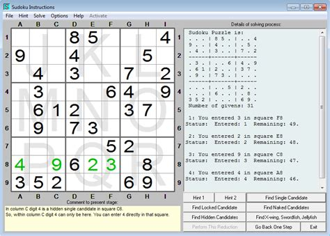 printable sudoku directions sudoku program sudoku instructions