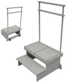 Hospital Handrail Medical Step Stools Foot Platforms Handrail Surgery