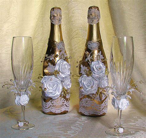botellas de sidra decoradas para el novio imagenes con diamantina бокалы на свадьбу своими руками свадебные аксессуары