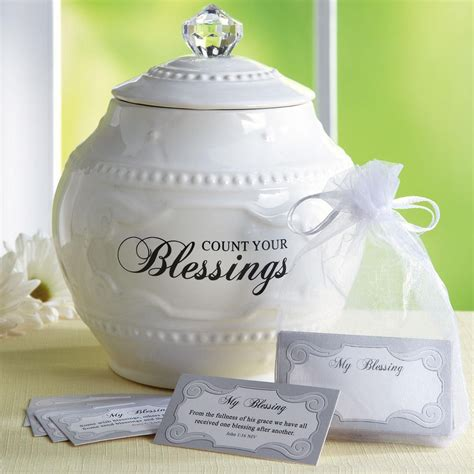Wedding Blessing Jar by Ceramic Blessings Jar Current Catalog
