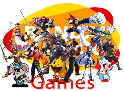 best namco image gallery namco characters