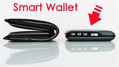 Smart Wallet original smart wallet ogon designs