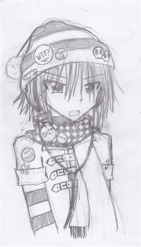 C M Sketches by Anime Drawings By Neko Hibi On Deviantart