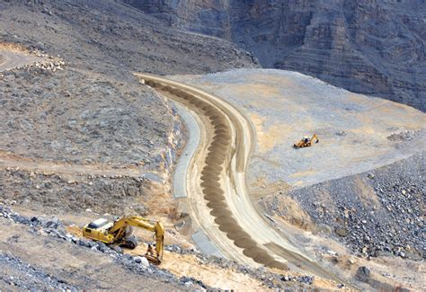 Home Design Magazines by Site Visit High Way To Jebel Jais