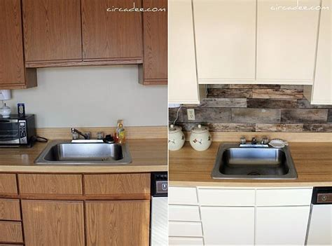kitchen backsplash diy ideas top 10 diy kitchen backsplash ideas for the home pinterest