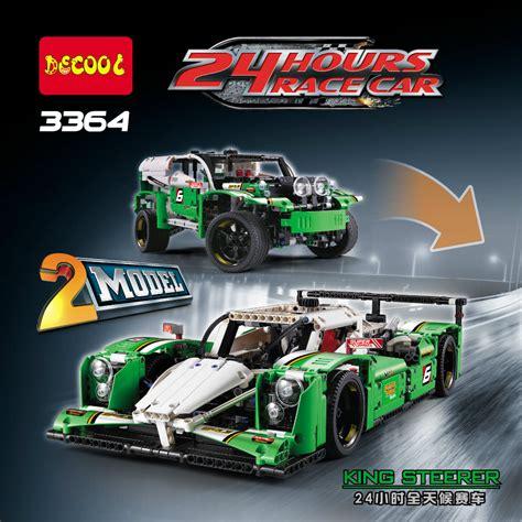 Lele 38001 Technic Formula Roader っdecool technic city series 2 in 1 ᗐ 24 24 hours race car