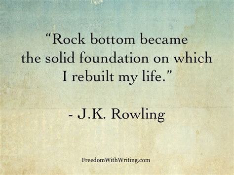 getting to the bottom of top foundations of the methodologies of the technology of participation books rock bottom jk rowling inspirational and emotional