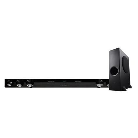 sharp ht sb40 home theater 3d soundbar system dolby