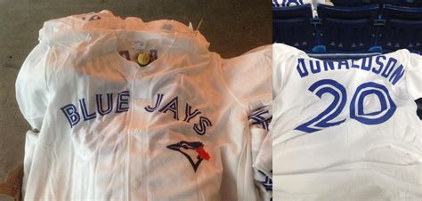 Blue Jays Jersey Giveaway - may 10 2015 toronto blue jays vs boston red sox josh donaldson white replica jersey