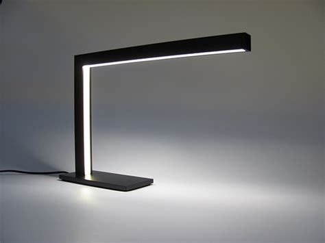Modern Desk Light Grazer Desk L On Behance