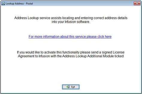 Address Lookup Nz Address Lookup Functionality Powered By Kayako Help Desk Software
