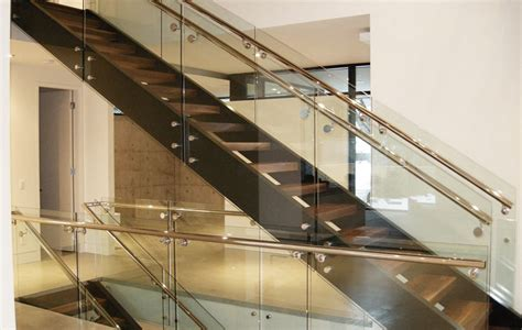 glass banisters uk glass railings madrugada solutions