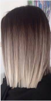 all one length womens hairstyles best 25 one length hair ideas on pinterest